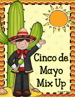 Cinco de Mayo! Ole!   Teaching holidays, Cinco de mayo ...