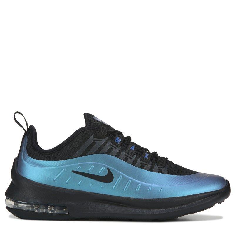 nike air max axis premium black racer blue