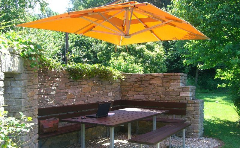 ... Die Besten 25 Sonnenschirm Ampelschirm Ideen Auf Pinterest Schneider  Barbados Sonnenschirm Natur Preisvergleich Test ...