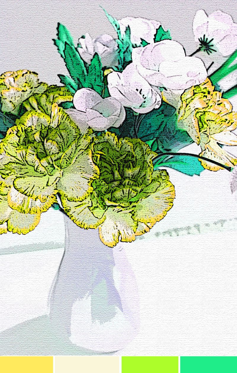 Kim Stewart   color inspo