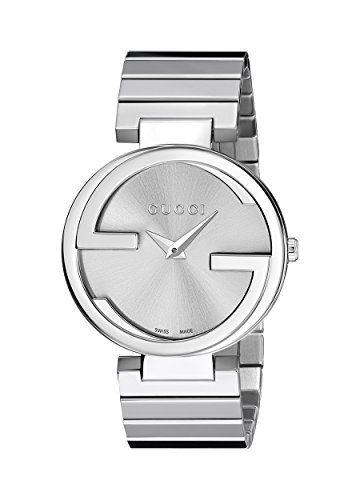 Gucci YA133308 - Reloj para mujeres, correa de acero inox... https://www.amazon.es/dp/B00BMGJY4E/ref=cm_sw_r_pi_dp_9hOgxb8PFS3HP