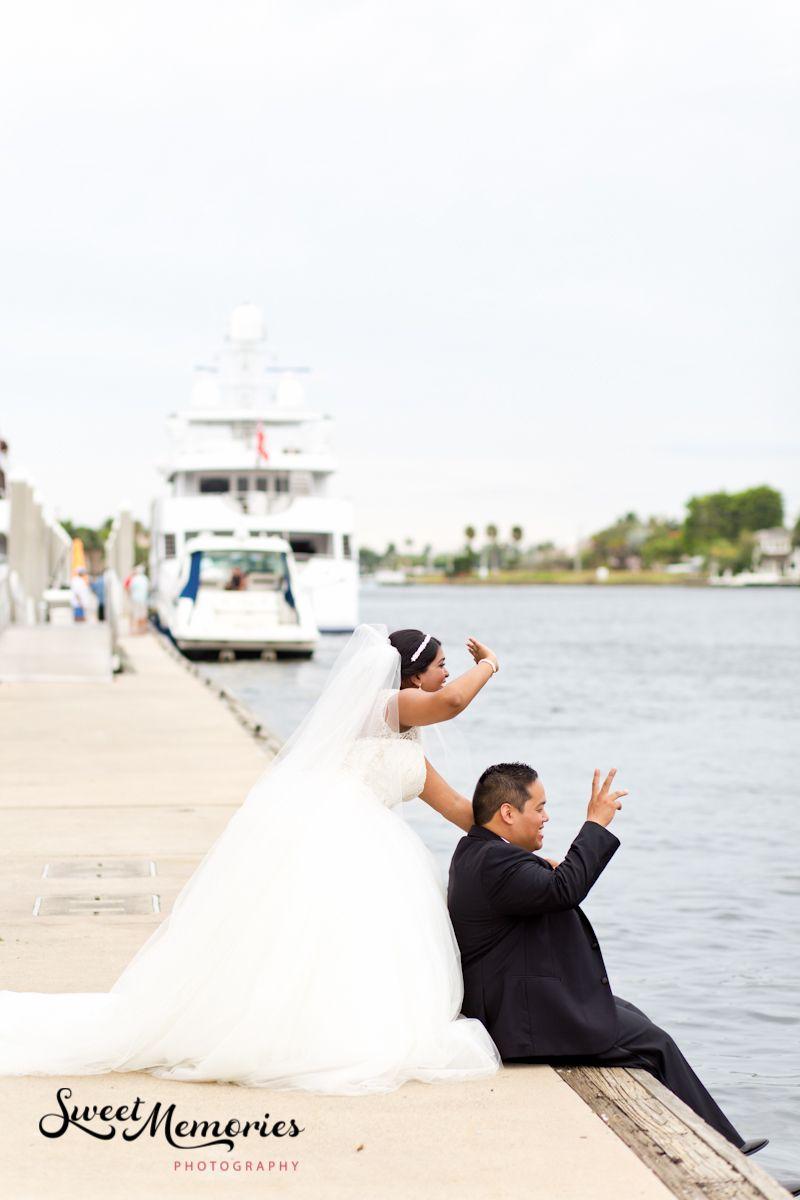 Royal Elegant Bahia Mar Wedding Fort Lauderdale Photographer Fort Lauderdale Wedding Wedding Lauderdale