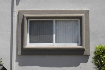 How To Add Exterior Window Trim On Stucco Stucco Window Trim Kyler House