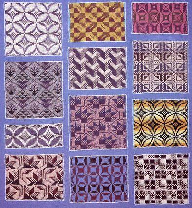 Hand knitting design charts for fairisle stitchpatterns | Art - No ...
