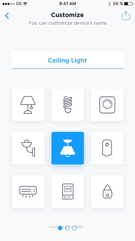 Pin by David Gouin on IOT App design, Mobile app design