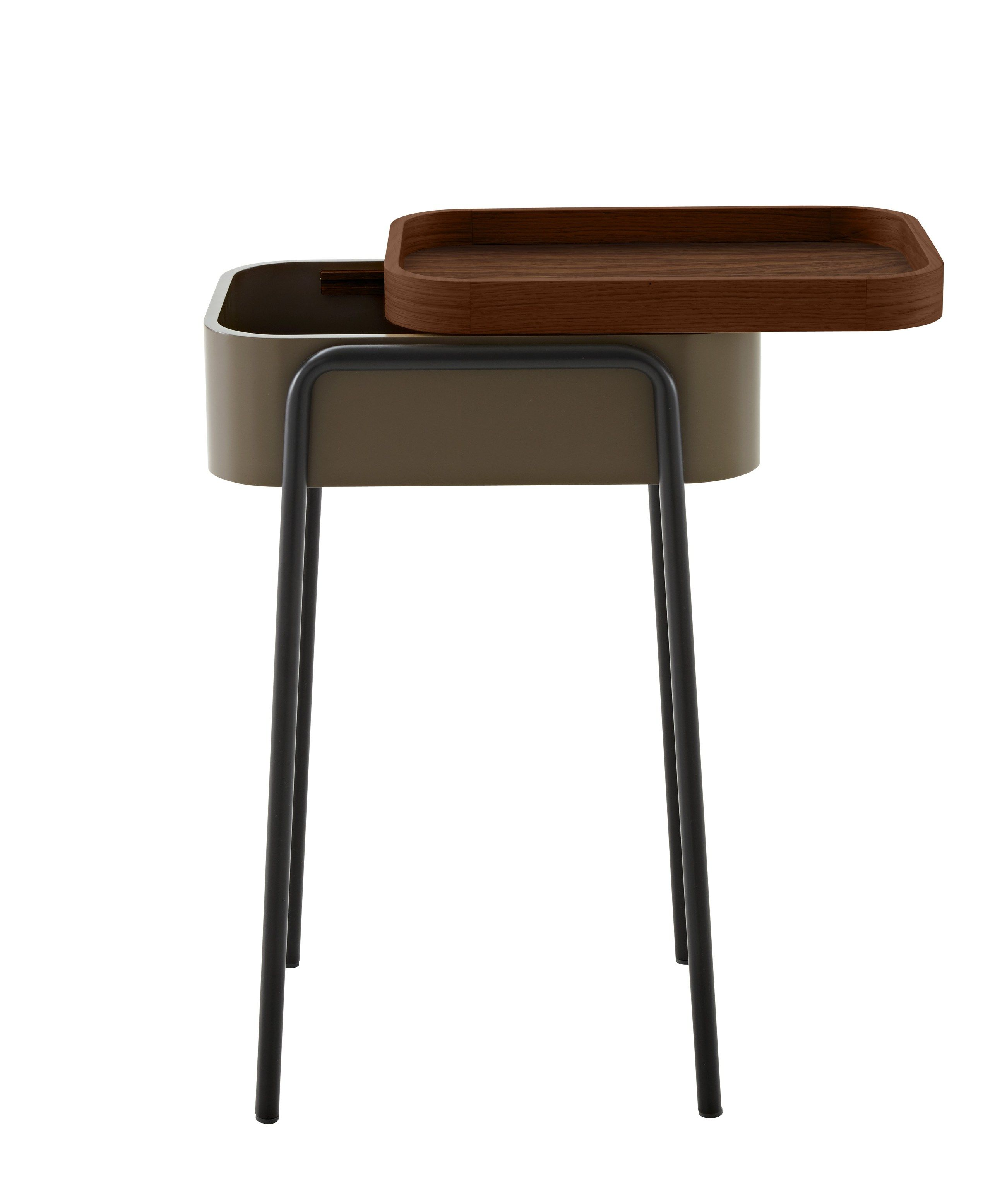 Italia Design Möbel Wooden Coffee Table Bedside Table Couliss By Roset Italia Design
