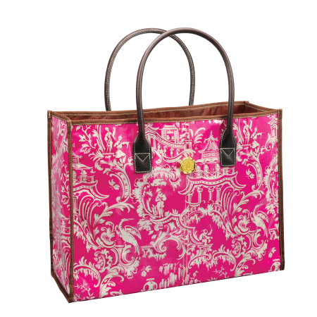 b1d7a5ffcb47 Chinoiserie Tote Bag