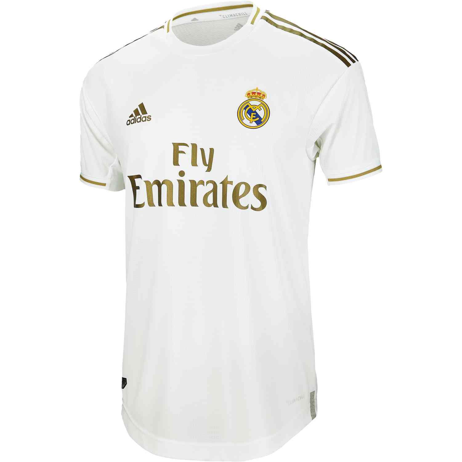 2019 20 Adidas Real Madrid Home Authentic Jersey Soccerpro Real Madrid Madrid Jersey