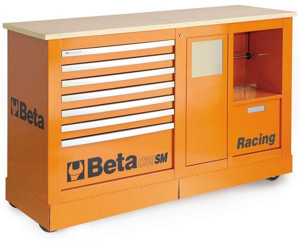 Carrello Beta C39SM Racing