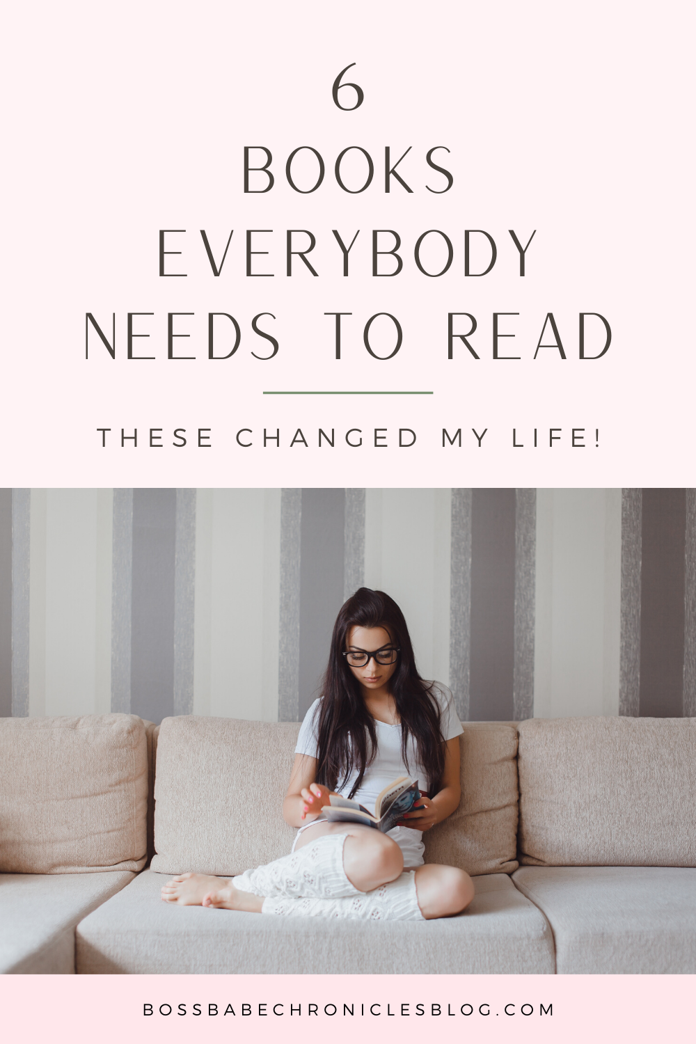 These books have completely changed the way I live my life, and they will do the same to you! Self-help books that everybody needs to read at least once in their lives. Especially in your twenties, these will change the way you think and work. #books #bookstoread #lifechangingbooks #TBR #toberead