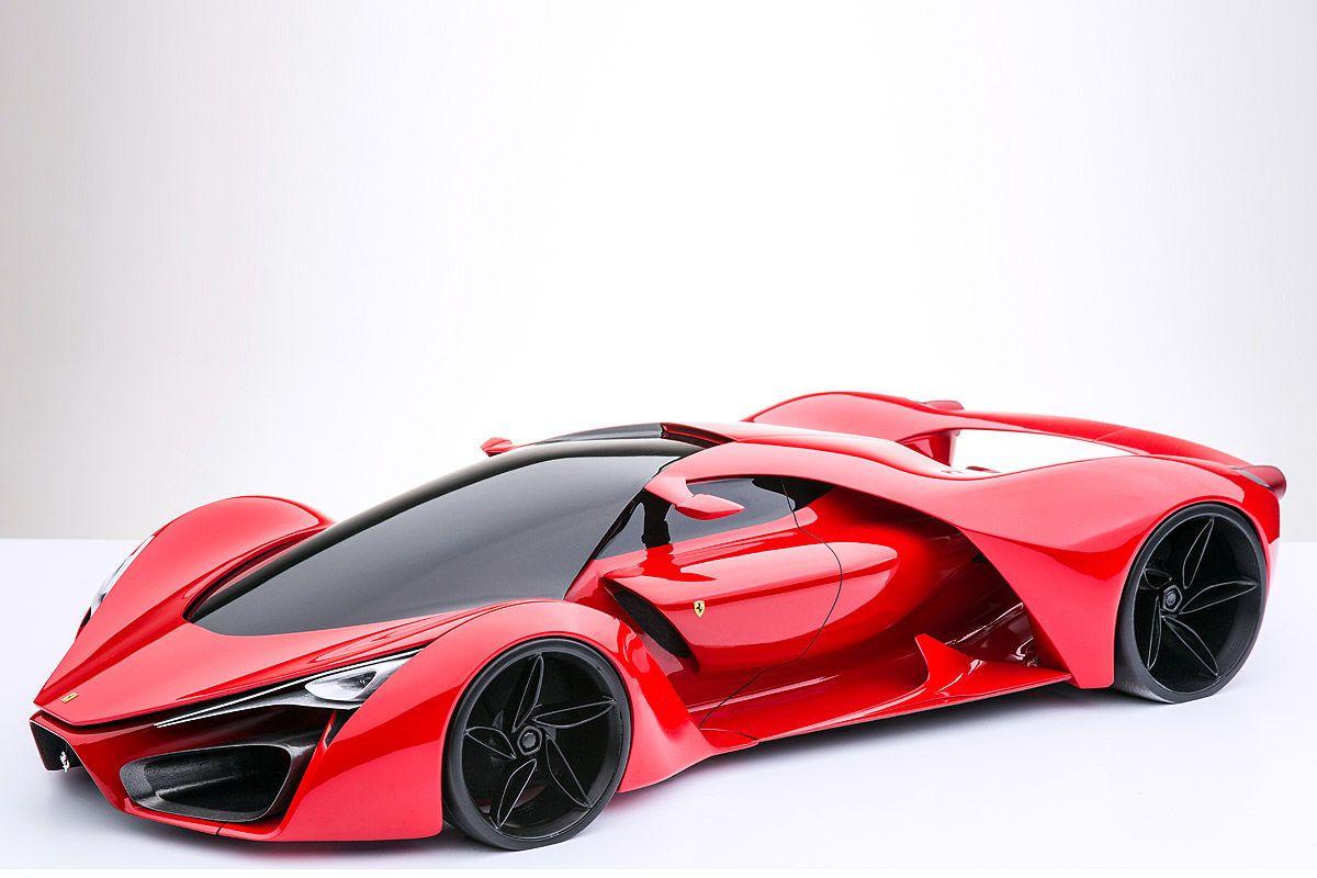 Ferrari F80 Concept DesignEntwurf  Ferrari Ferrari f80 and Cars