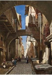 The Ghetto, Rome - John O'Connor