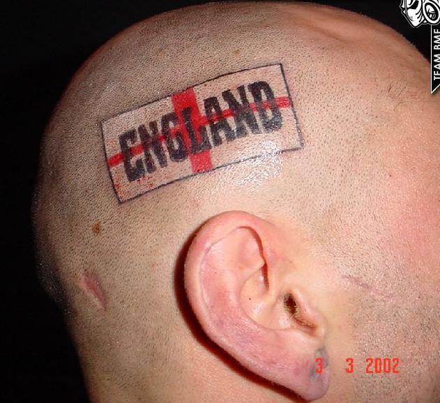 Tattoo Ideas England: Head Tattoos Designs And Ideas : Page 44