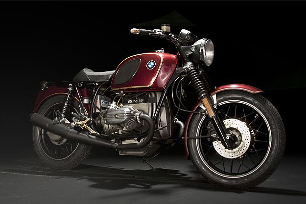 """Some motorcycles are so """"right"""" from the start that it's almost impossible to customize them. And one such machine is BMW's R100RS. This beautiful resto-mod comes from Urban Motor of Berlin; it's called """"Werkstattrenner"""" and it's a 1977 model bike, which was the first year for BMW's flagship."""