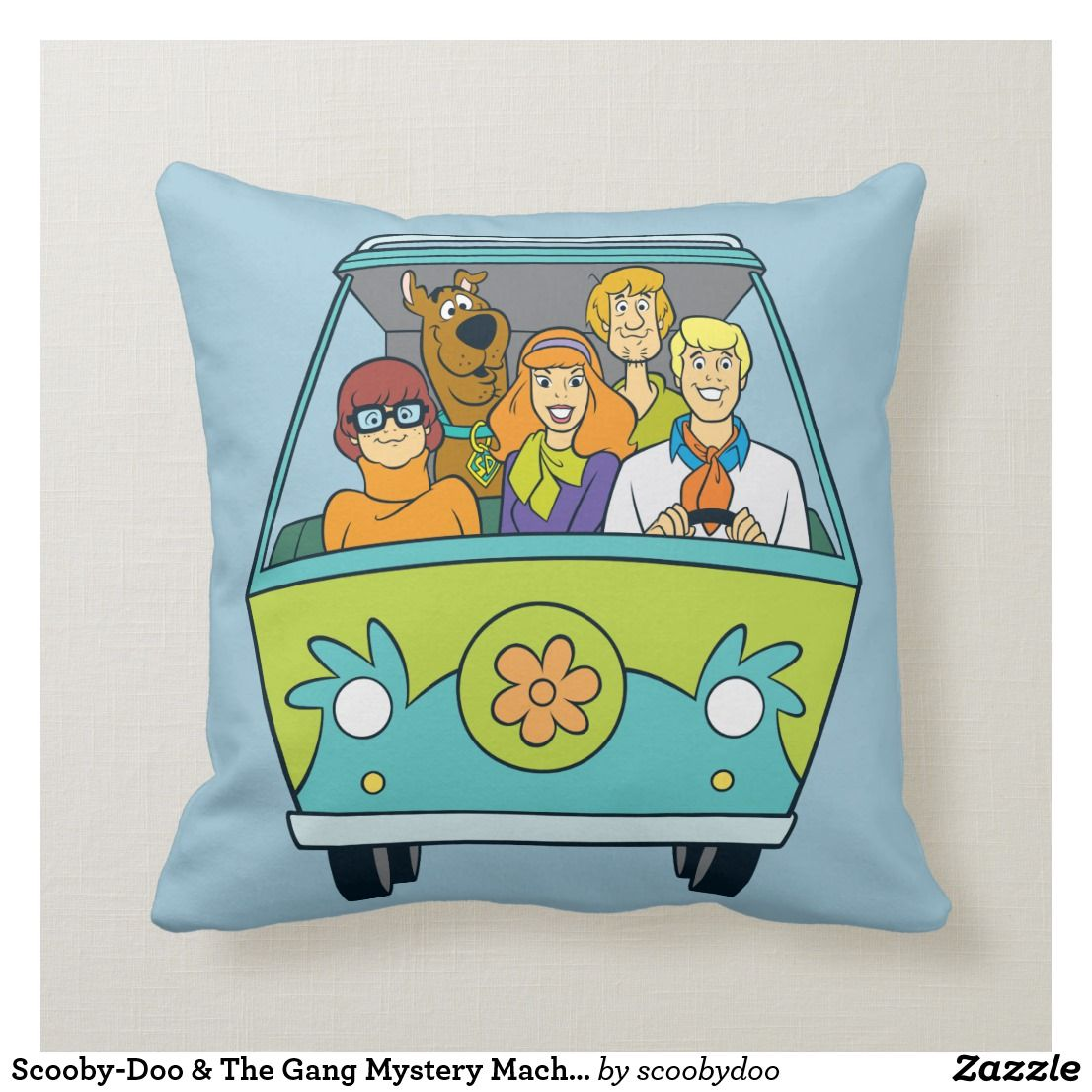 The Great Dane Pillow Scooby Doo Kids Scooby Doo Scooby Doo Movie