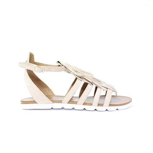 Low Heel Sandale Damenschuhe Carrarmato La femme plus mod 032-F1 Rose Neue Kollektion Sommer 2015 made in italy - http://on-line-kaufen.de/la-femme-plus/low-heel-sandale-damenschuhe-carrarmato-la-femme-4