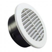 Round Soffit Under Eave Vent Plastic 6 Inch Eave Vent Roofing Supplies Vented
