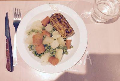 Las cosas bonita de mi vida : Hoy para comer verdura