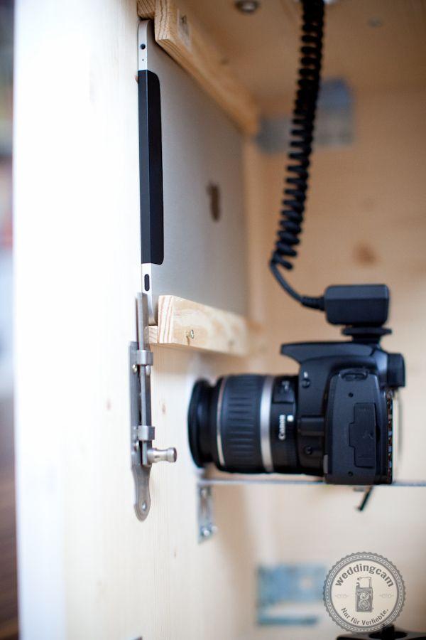 Photobooth Mit Ipad Diy Fotokabine Photobooth Ideen Fotokabinen