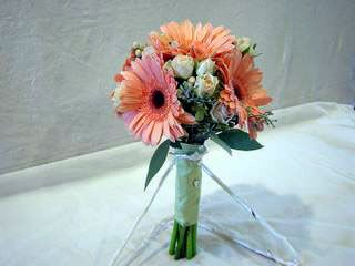 Small Nosegay Bouquets Bride Ca Wedding Flowers Part I
