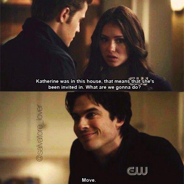 Damon Salvatore x Elena Gilbert x Stefan Salvatore - Ian ...