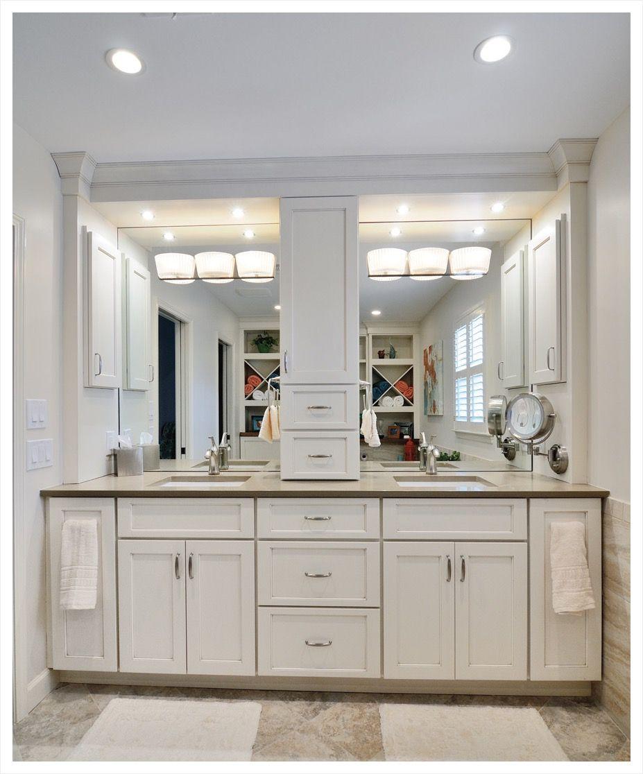 Furniture Adorable Design Bathroom Vanity Tower Cabinets Come