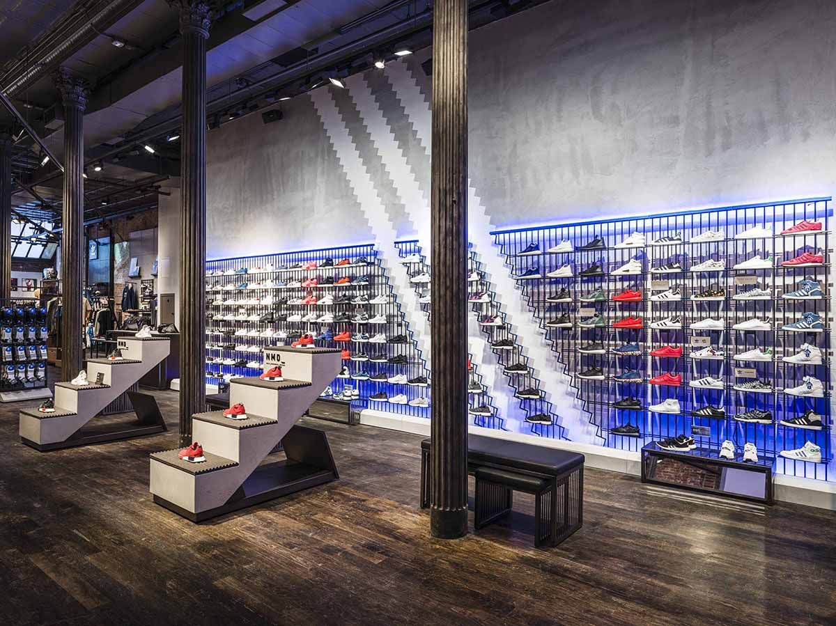 Inside the New adidas Originals Flagship Store in New York ...