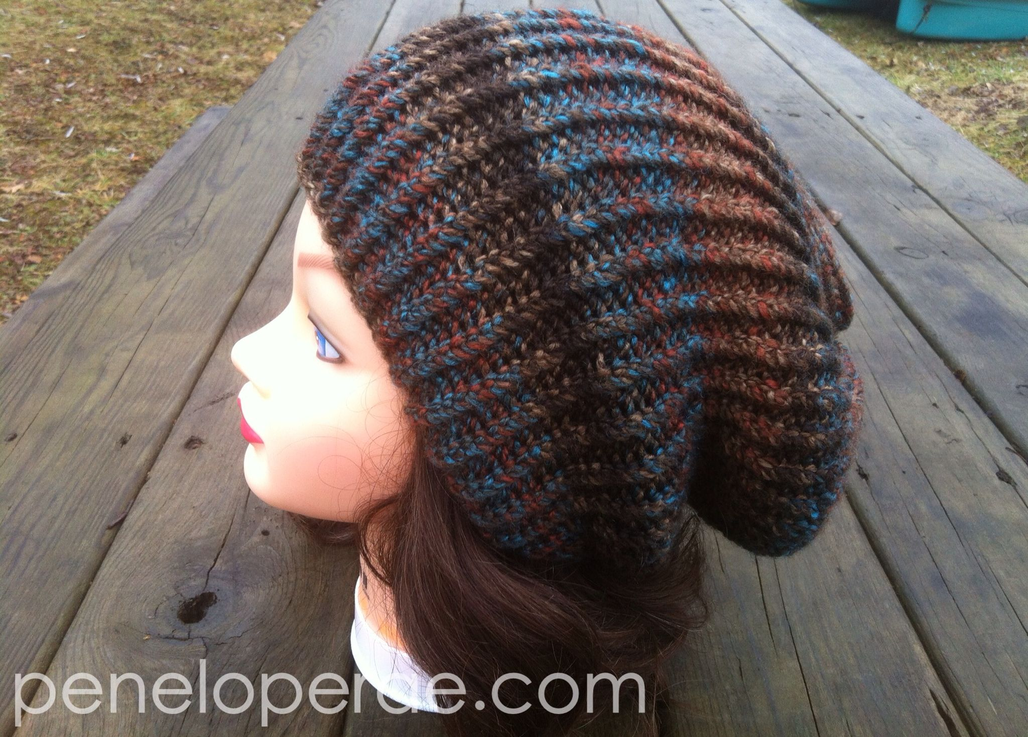 click here to view the PDF file! ) The Perfect Knit Souch By ...