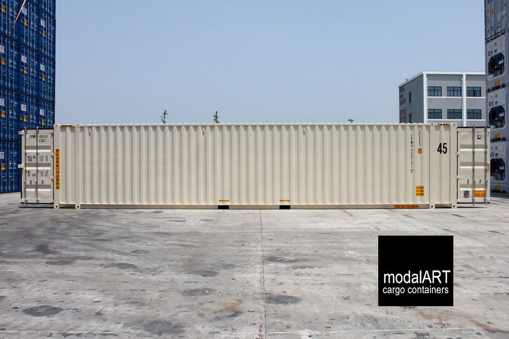 ModalART Shipping Containers Sales, Modifications
