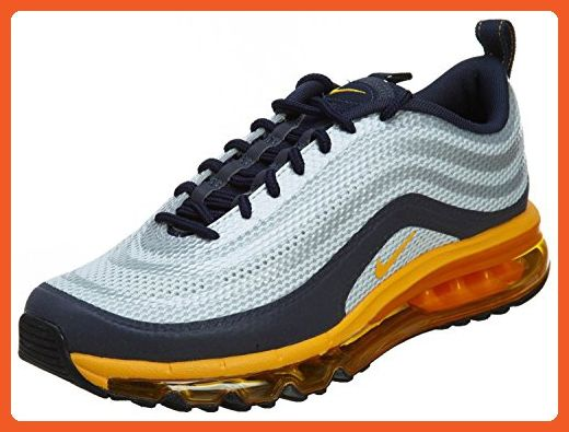 d0020086a8fef NIKE AIR MAX Black Gray Orange Shoes Sneakers (631753 003) SIZE 6 ...