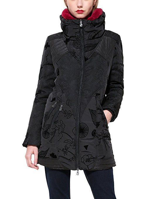 Desigual damen mantel abrig_bratislava