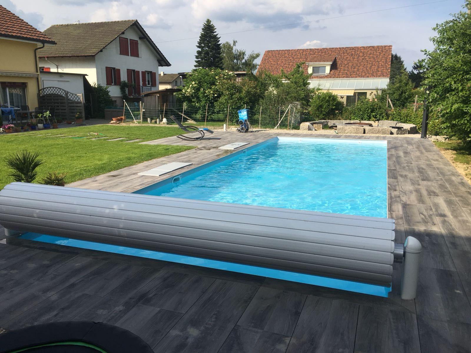 Unterhalt Tuggen Terrassengestaltung Outdoor Dekorationen Poolbau