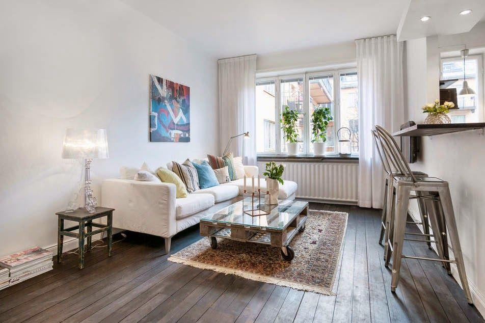 Soluciones geniales para las m s casas m s peque as deco for Soluciones apartamentos pequenos