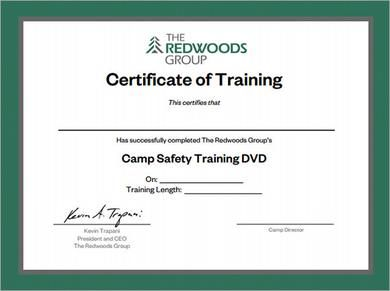 Potty Trained Certificate Template  Free Training Certificate