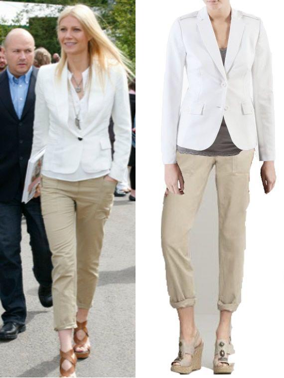 84798023b5 What To Wear With Khaki Pants - Khaki Pants For Women