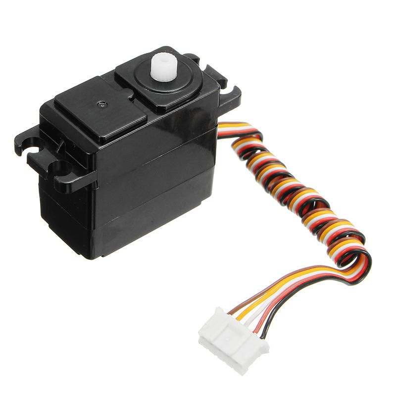 US$5.85] HBX 12891 1/12 5-wire Steel Ring Servo Plastic Gear 12030 ...