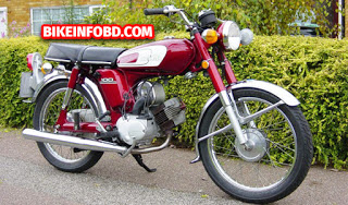 Yamaha Super Yb 100 Japan Specifications Review Top Speed