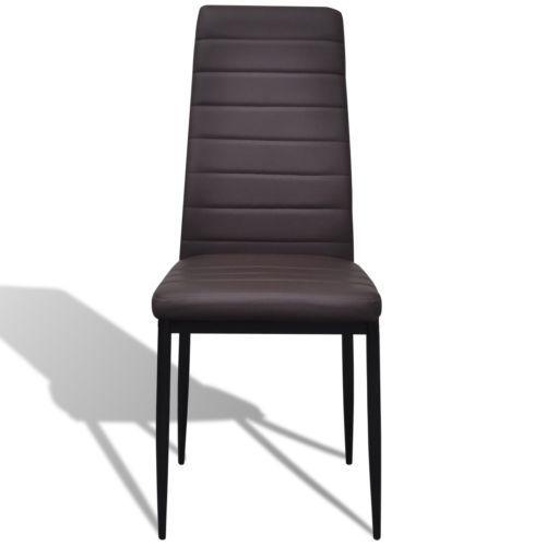 4x Esszimmerstühle Hochlehner Stuhlgruppe Sitzgruppe Essgruppe - wo am besten küche kaufen