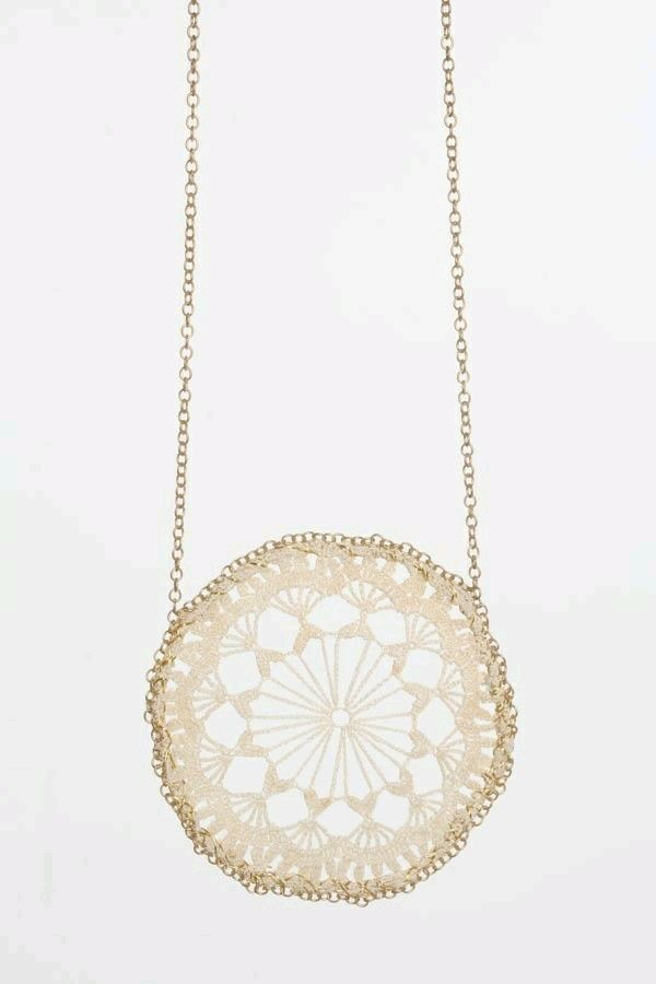 Pin de ANA KOVACIC en necklace - ogrlice | Pinterest