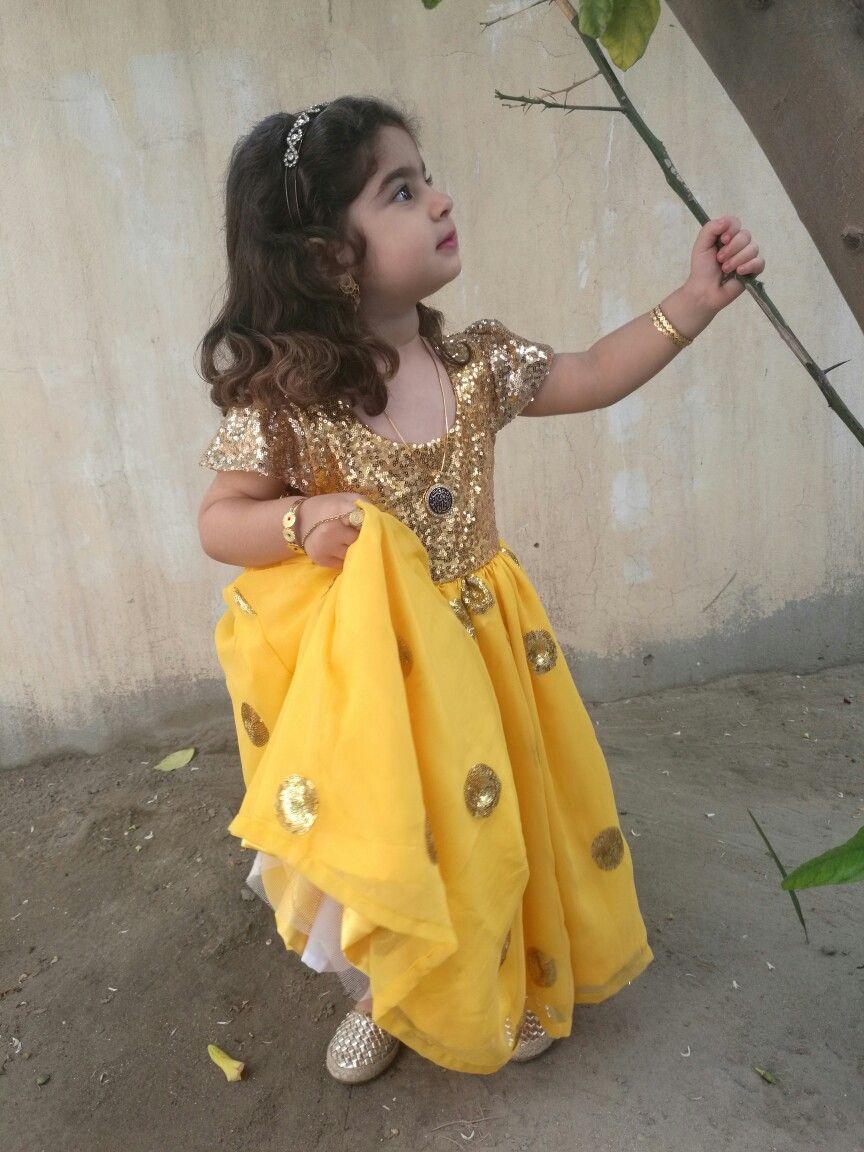 أجمل فساتين القرقاعون والعيد للاطفال Girls Dresses Iranian Beauty Dresses