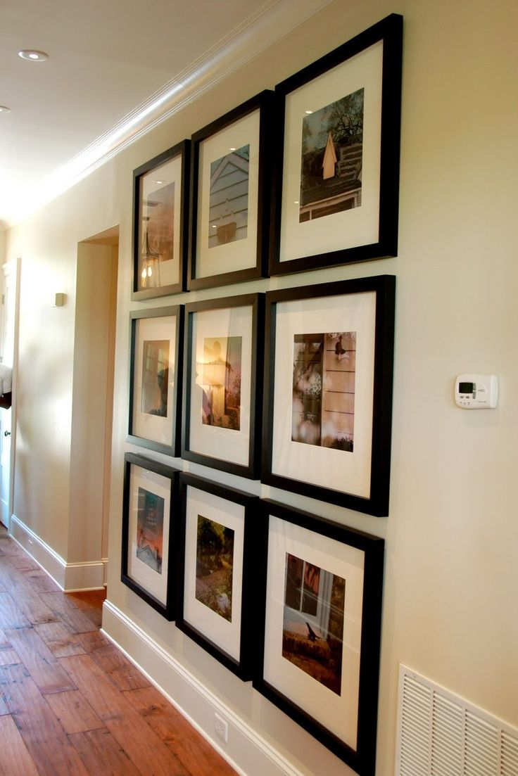 I Love Square Frames I Take Photos Everywhere I Go And Send Them To Mpix Who Prints Them Gorgeously Then I Hang Them On My Walls Home Decor Home Home Deco