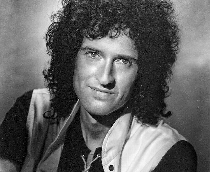 Brian May, the Works session,1984