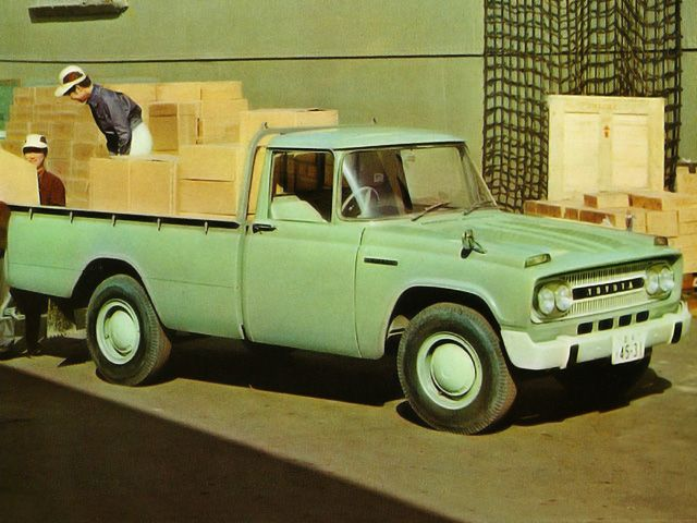 Toyopet Stout | pickup | Pinterest | Toyota, Toyota tacoma and Lexus ...