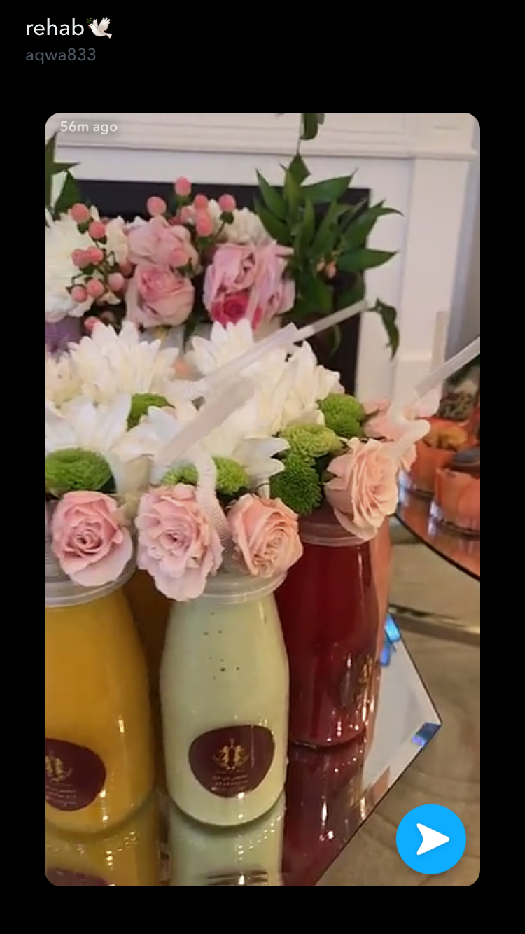 Pin By Hlm On تقديمات Coffee Drink Recipes Salads To Go Eid Gifts
