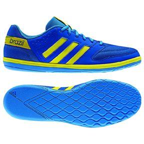 best service d758f 21efa adidas Brasil   Brazil FreeFootball Janeirinha Indoor Soccer Shoes