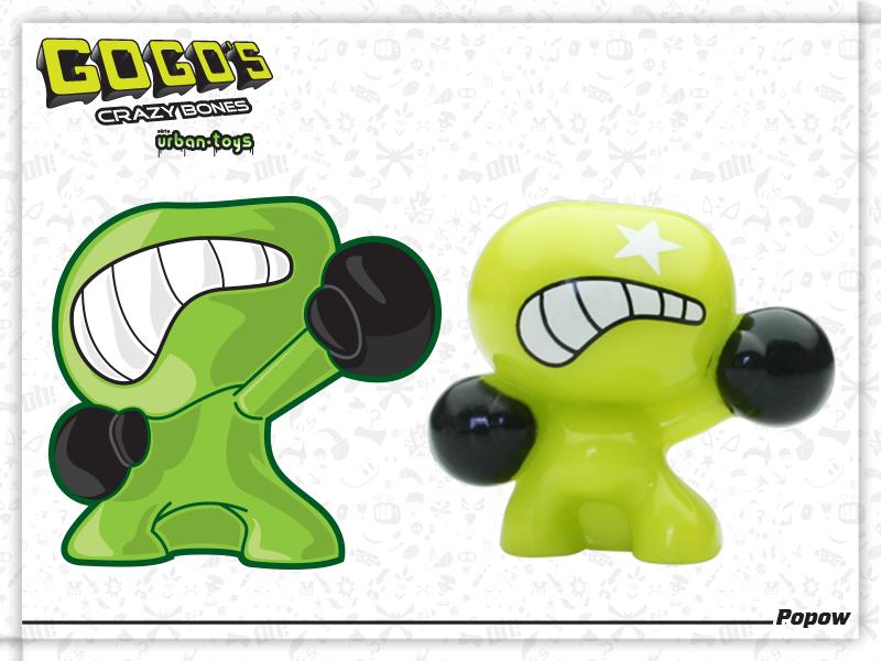 Gogo`s® Urban Toys - 03.POPOW