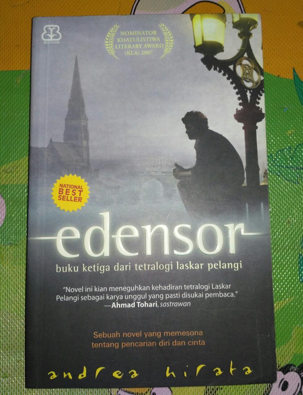 Ebook Gratis Novel Laskar Pelangi