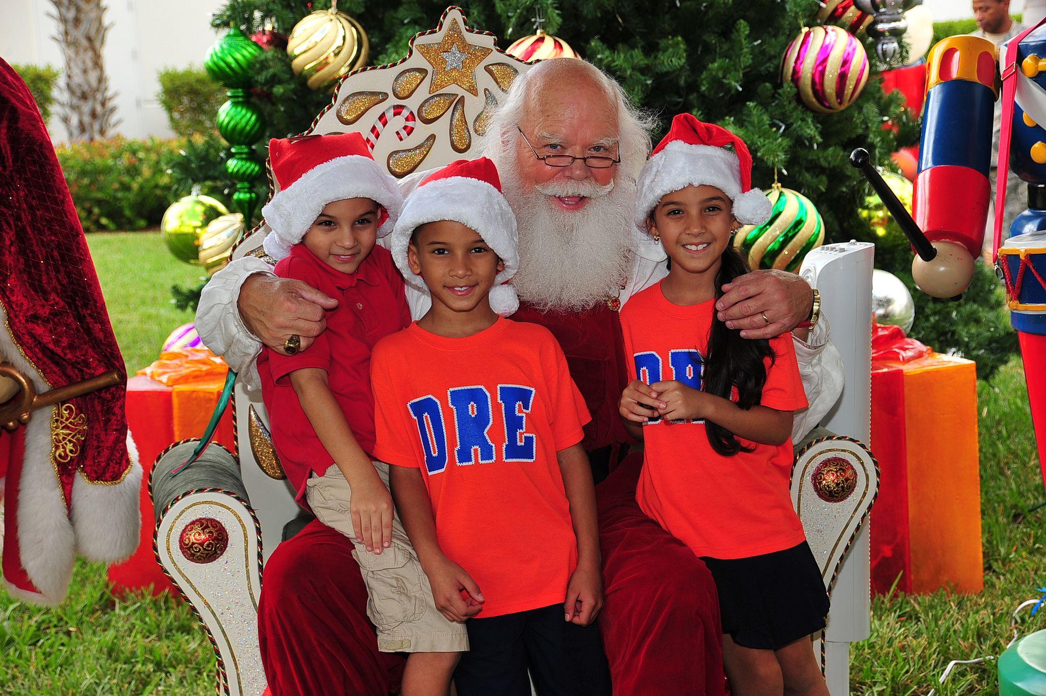 Joulupukki Florida