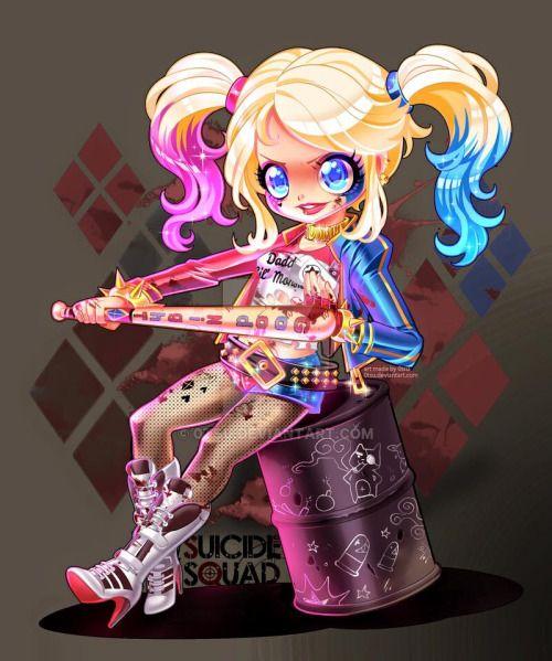 SS Harley by0tsu