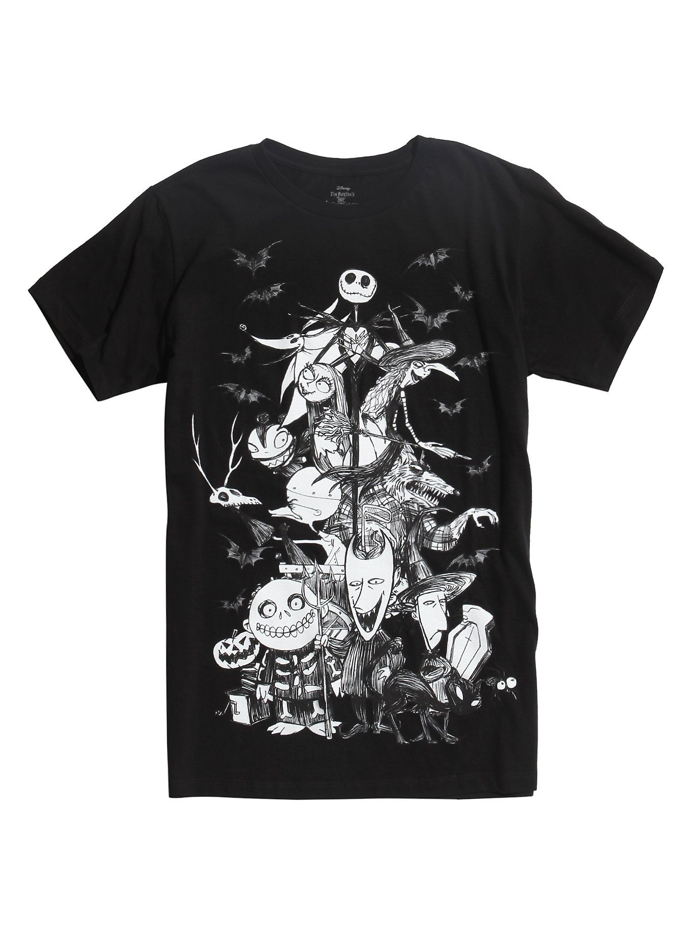 Nightmare Before Christmas Shirts | www.topsimages.com